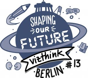 Berlin vizthink #6 Logo2 - Zeichnung 2