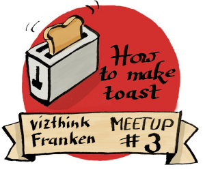 Meetup #3: How to make toast