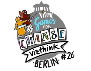 Visual Games for Change Logo