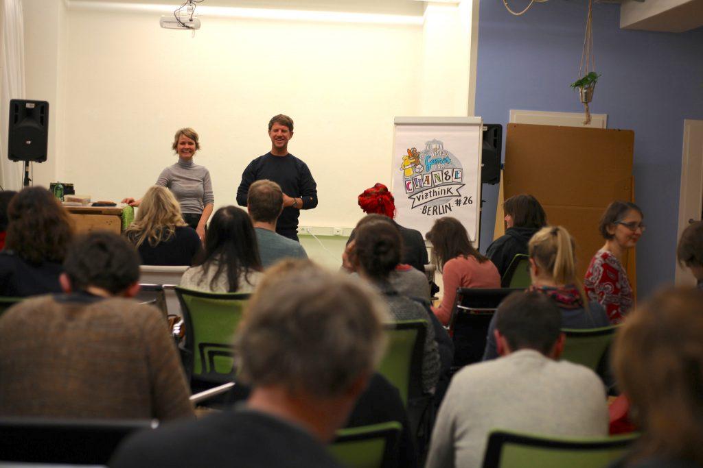 Social Impact Lab - Wiebke und Ben